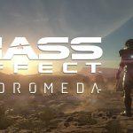 Nuevas razas y personajes en Mass Effect Andromeda