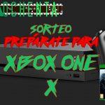 Concurso – Prepárate para Xbox One X
