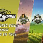 Esperando la primavera para disfrutar de Pure Farming 2018