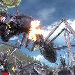 Earth Defense Force 5 llega este mes a Steam