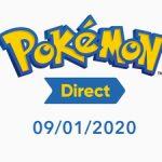 Anunciado el primer direct del año, y lo protagonizará Pokémon