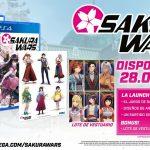 Sakura Wars, ya en tiendas, estrena trailer de lanzamiento