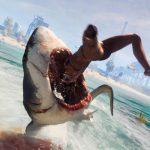 Maneater, ahí está, ahí está,  se la llevó el tiburón…